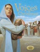 Voices of Christmas (Bonus Audio Cd Included) Hardback