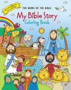My Bible Story Coloring Book: The Books of the Bible
