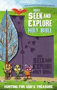 NIRV Seek and Explore Holy Bible eBook