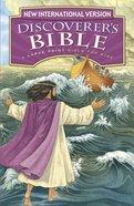 NIV Discoverer's Bible Large Print