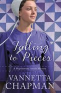 Falling to Pieces: An Amish Mystery (#01 in A Shipshewana Amish Mystery Series) Paperback