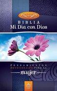 Rvr1960 Biblia Devocional Para La Mujer (Woman's Devotional Bible) Paperback