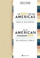 Lbla/Nasb Biblia Bilingue (Bilingual Bible) Hardback