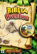 Nvi Biblia Aventura (Adventure Bible) Hardback