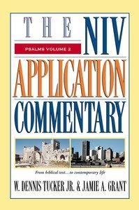 Buy psalms volume 2 niv application commentary series by jamie psalms volume 2 niv application commentary series fandeluxe Gallery