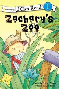 Zacharys Zoo (I Can Read!1 Series)