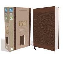NIV Readers Bible Brown (Black Letter Edition)