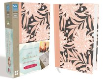 NIV Journal the Word Bible For Teen Girls Pink Floral
