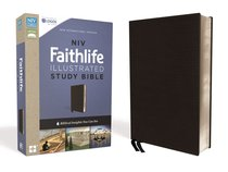 NIV Faithlife Illustrated Study Bible Black