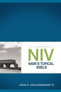 NIV Naves Topical Bible