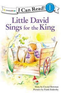 Little David Sings For the King (I Can Read!1/little David Series)
