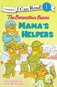 Mamas Helpers (I Can Read!1/berenstain Bears Series)