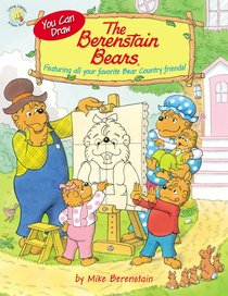 You Can Draw the Berenstain Bears (The Berenstain Bears Series)