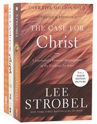 "Lee Strobel ""Case For"" 3-Pack (3 Vols)"