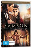 Samson Movie (2018) DVD