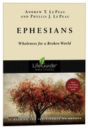 Ephesians (Lifeguide Bible Study Series) Paperback