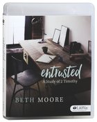 Bmbs: Entrusted (4 Dvds): A Study of 2 Timothy (Dvd Only Set) DVD