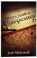 More Than a Carpenter NIV (Pack Of 25) Booklet