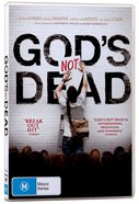 God's Not Dead Movie DVD