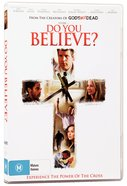 Do You Believe Movie DVD