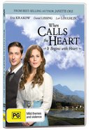 When Calls the Heart #13: It Begins With Heart DVD
