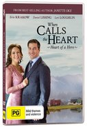 When Calls the Heart #15: Heart of a Hero DVD