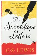 The Screwtape Letters Paperback