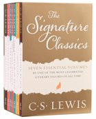 The Complete C S Lewis Signature Classics (7 Volume Set) Box