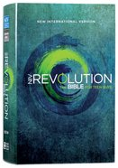 NIV Revolution Bible For Teen Guys (Black Letter Edition) Hardback