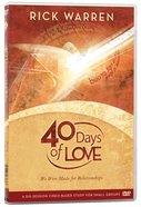 40 Days of Love (Dvd) DVD