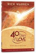 40 Days of Love (Dvd) DVD