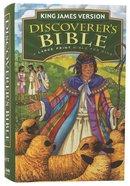 KJV Discoverer's Bible Revised Edition (Red Letter Edition)