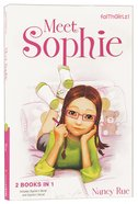 Faithgirlz!: Meet Sophie: Sophie's World #01 & Sophie's Secret #02 (2in1) (Faithgirlz! Sophie Series)