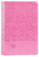NIRV Adventure Bible For Early Readers Hot Pink (Black Letter Edition)