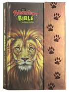 NIRV Adventure Bible For Early Readers Lion (Black Letter Edition) Hardback