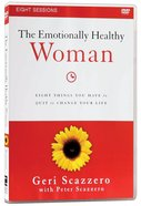 Emotionally Healthy Woman: Eight Things You Have to Quit to Change Your Life (Dvd Study) DVD