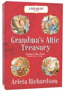 Grandma's Attic Treasury (4 Book Set) Paperback