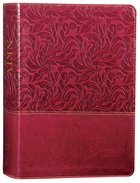 NKJV Study Bible Red Full-Color (Red Letter Edition) Imitation Leather
