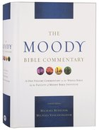 The Moody Bible Commentary Hardback