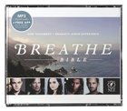 NLT Breathe Audio Bible New Testament (4 Mp3 Cds) CD