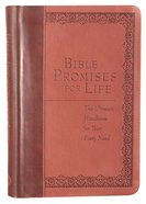 Bible Promises For Life: The Ultimate Handbook For Your Every Need Imitation Leather