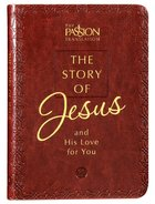 TPT the Story of Jesus and His Love For You Imitation Leather