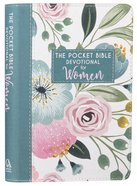 Pocket Bible Devotional For Women (365 Daily Devotions Series) Flexi Back