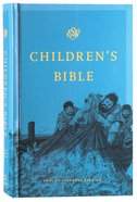 ESV Children's Bible Blue (Black Letter Edition) Hardback
