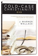 Cold-Case Christianity 8 Sessions (Dvd) DVD