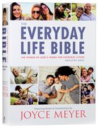 The Amplified New Everyday Life Bible Paperback