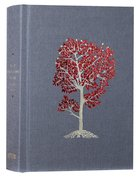 NIV Life Application Study Bible Deluxe Linen Flourishing Arbor (Red Letter Edition) Hardback