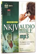NKJV Audio Bible MP3 Voice Only CD