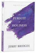 The Pursuit of Holiness Paperback