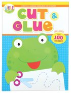 Bible Fun: Cut & Glue Paperback